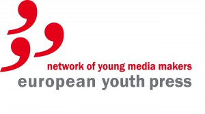 logo European Youth Press